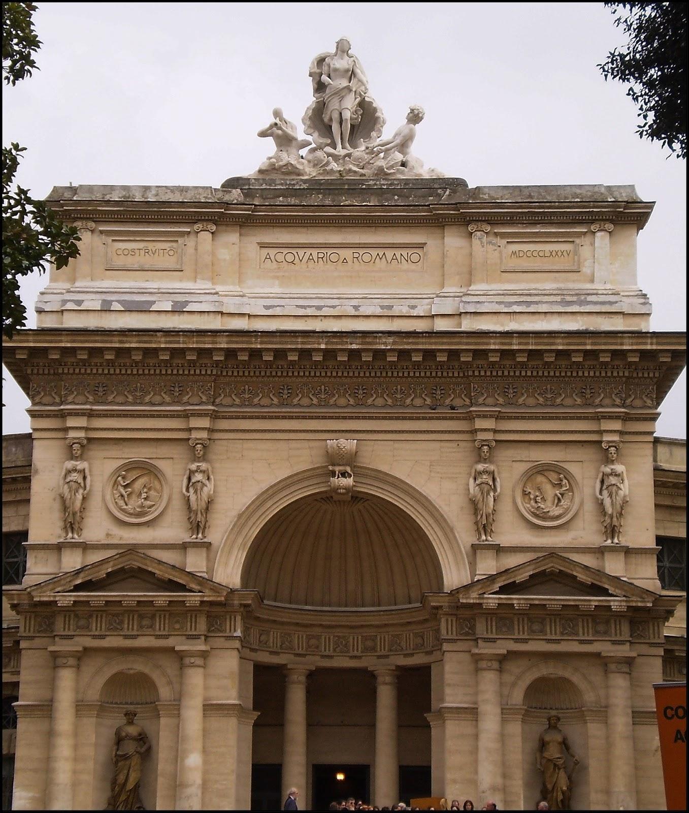Milano L 39 Acquario Romano Sede Della Casa Dell