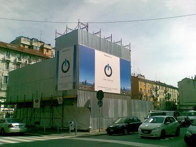 Milano porta vittoria quasi ultimata la demolizione in via poma urbanfile blog - Via porta vittoria milano ...