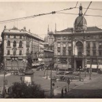 Piazza Cordusio 1935-38