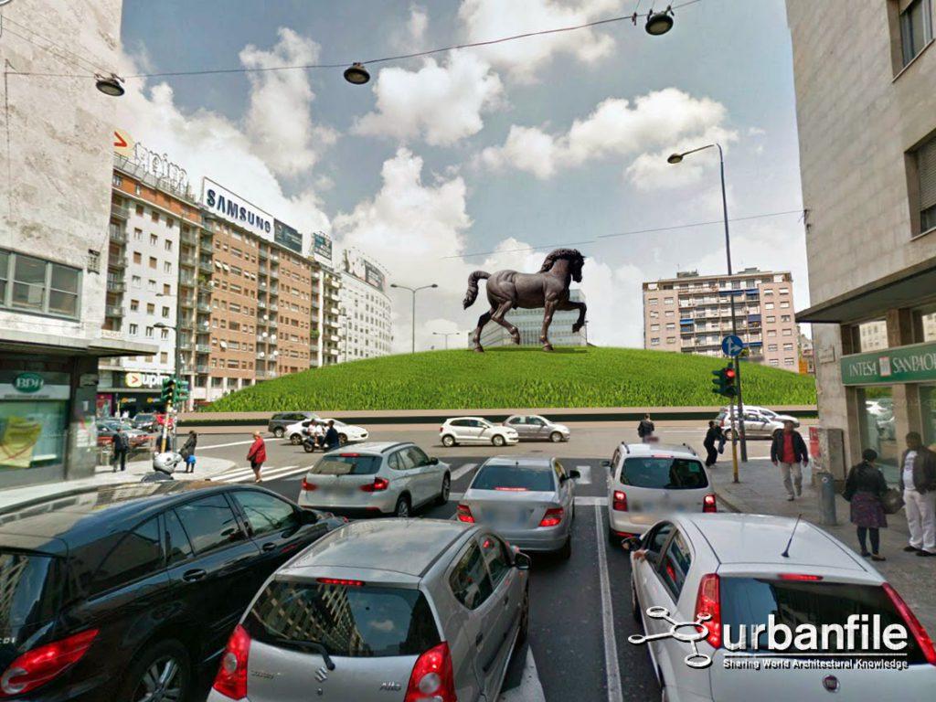 piazzale-loreto_cavallo-leonardo