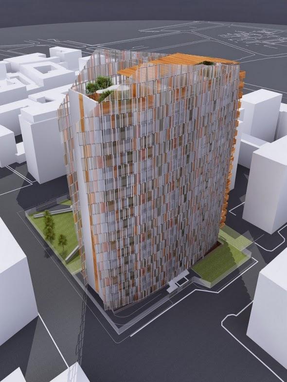 Torre Bonnet Progetto