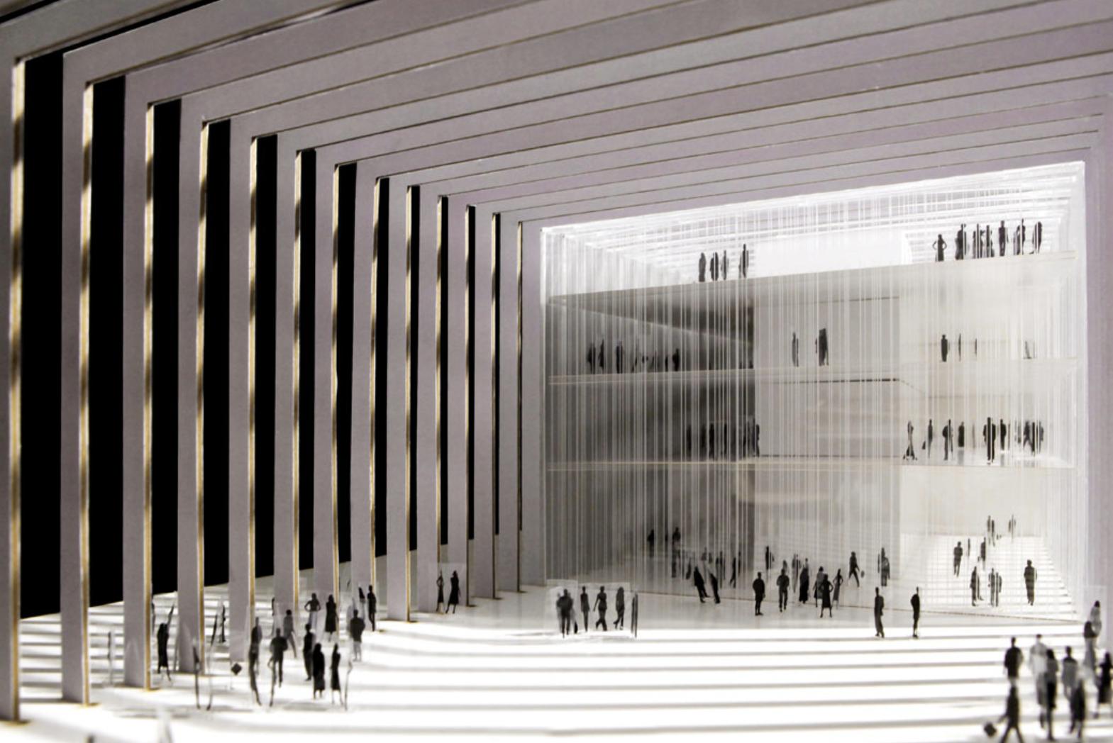 Milano porta nuova he3 di mario cucinella urbanfile blog for Cucinella architects