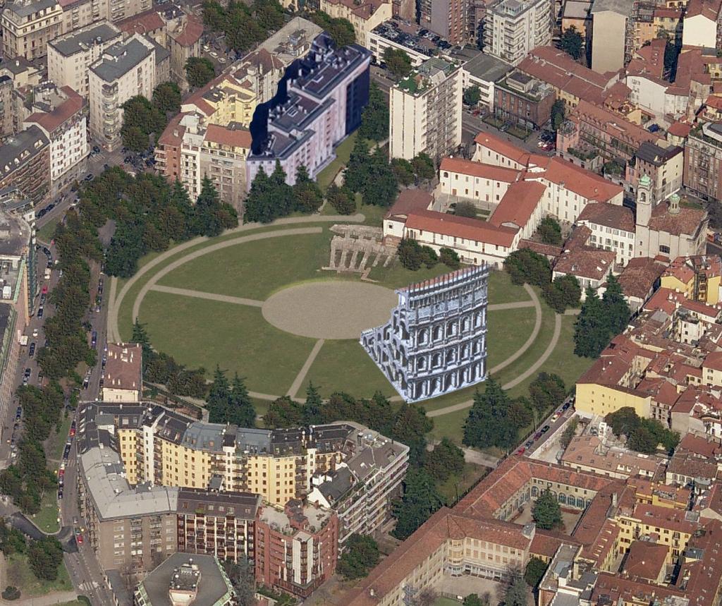 Anfiteatro Romano Milano