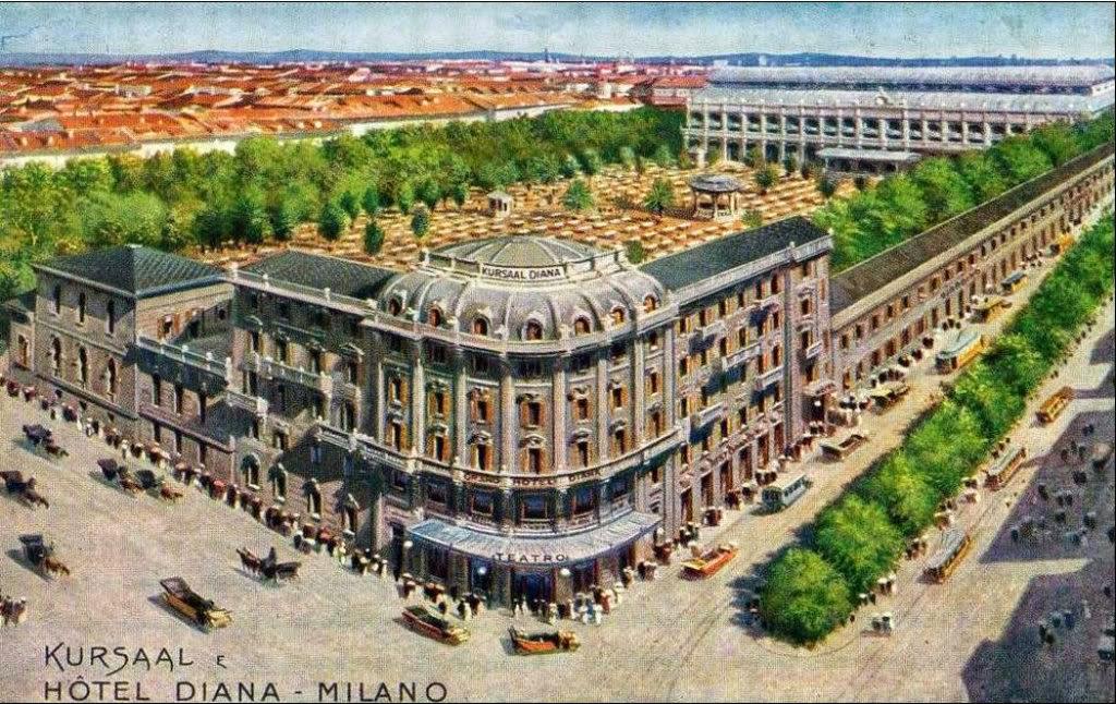Hotel Roma Zona Piazza Venezia
