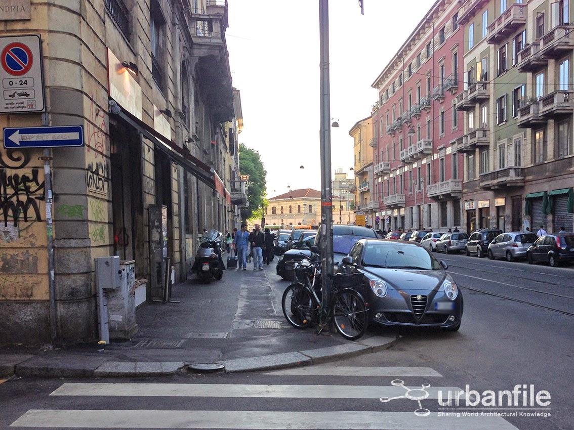Milano porta genova corso cristoforo colombo non for Corso di porta genova milano