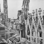 Duomo di Milano Bombardato 10