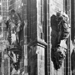 Duomo di Milano Bombardato 5