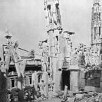 Duomo di Milano Bombardato 9