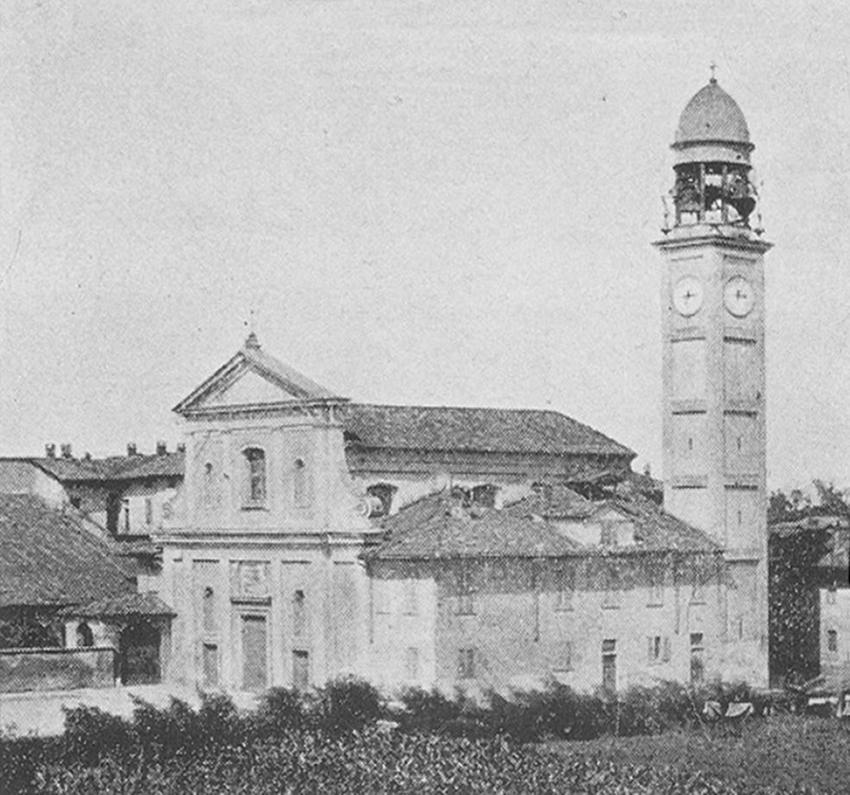 Greco-Milanese - Chiesa di San Martino 1900