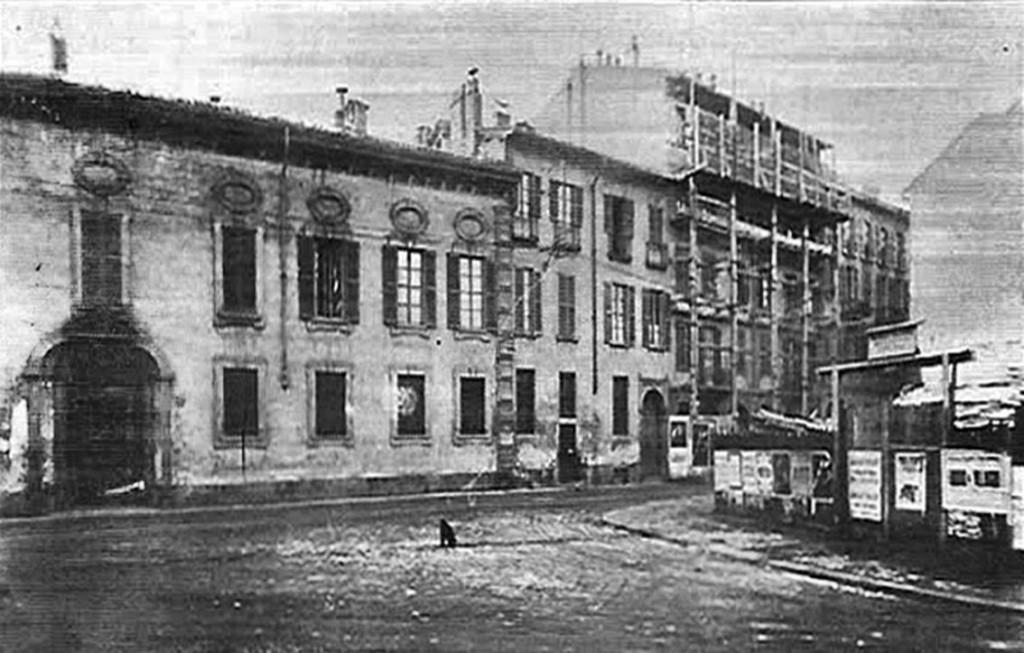 Via Caminadella Prima Primo Novecento