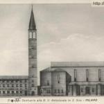 1955s Erigendo Santuario alla B.V. Addolorata in S.Siro
