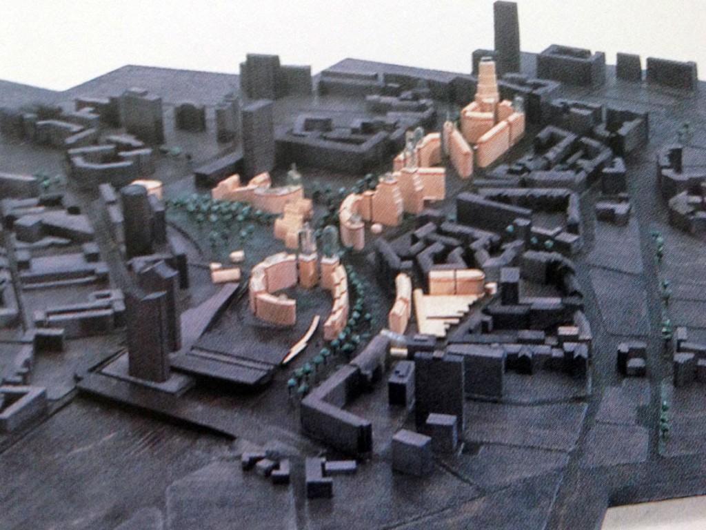 Garibaldi Progetto Pietro Derossi 1