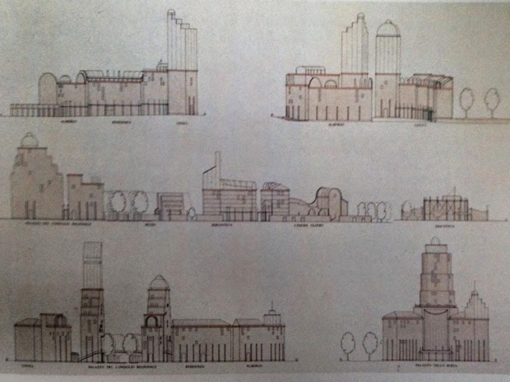 Garibaldi Progetto Pietro Derossi 4