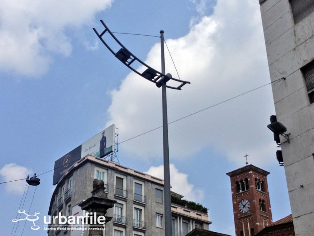 Lampione San Babila 2