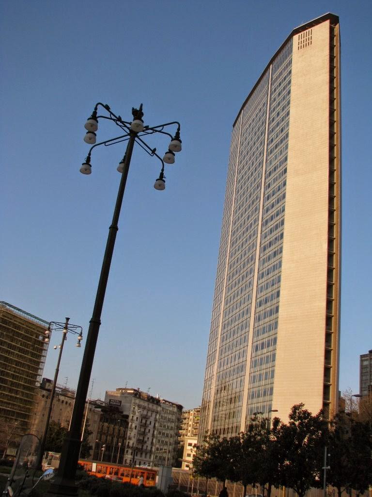 Lampione Staione Centrale