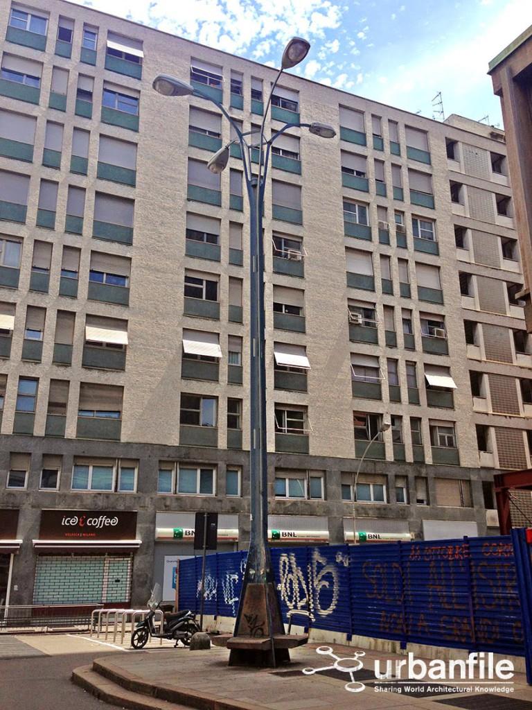 Lampione Torre Velasca 1