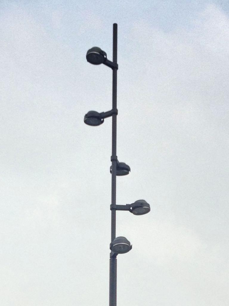 Lampione Tricolore 3