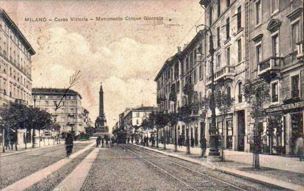 Old_Corso di Porta Vittoria