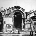 S. Giovanni in Laterano al Bottonuto durante la demolizione