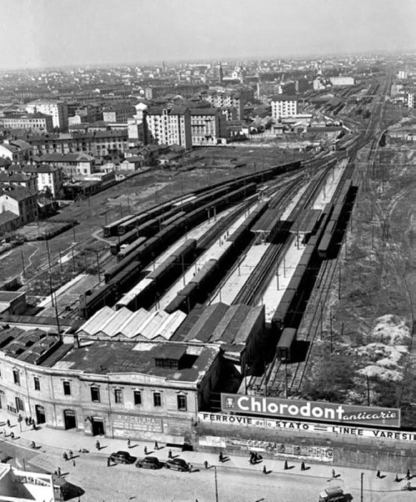 Stazione delle Varesine 1950