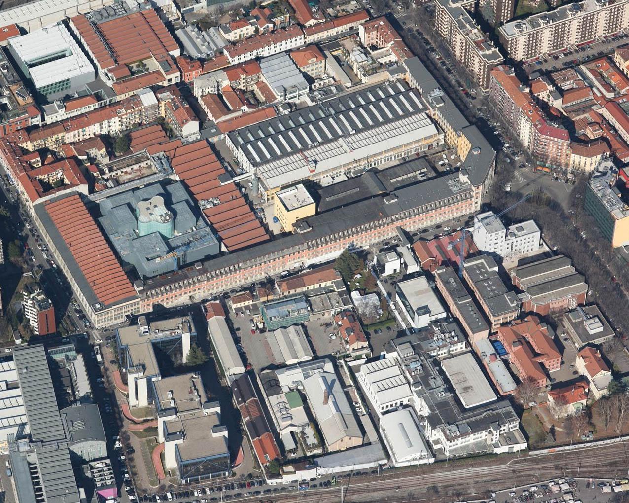 Milano zona tortona in via bergognone uno spazio for Tortona milano