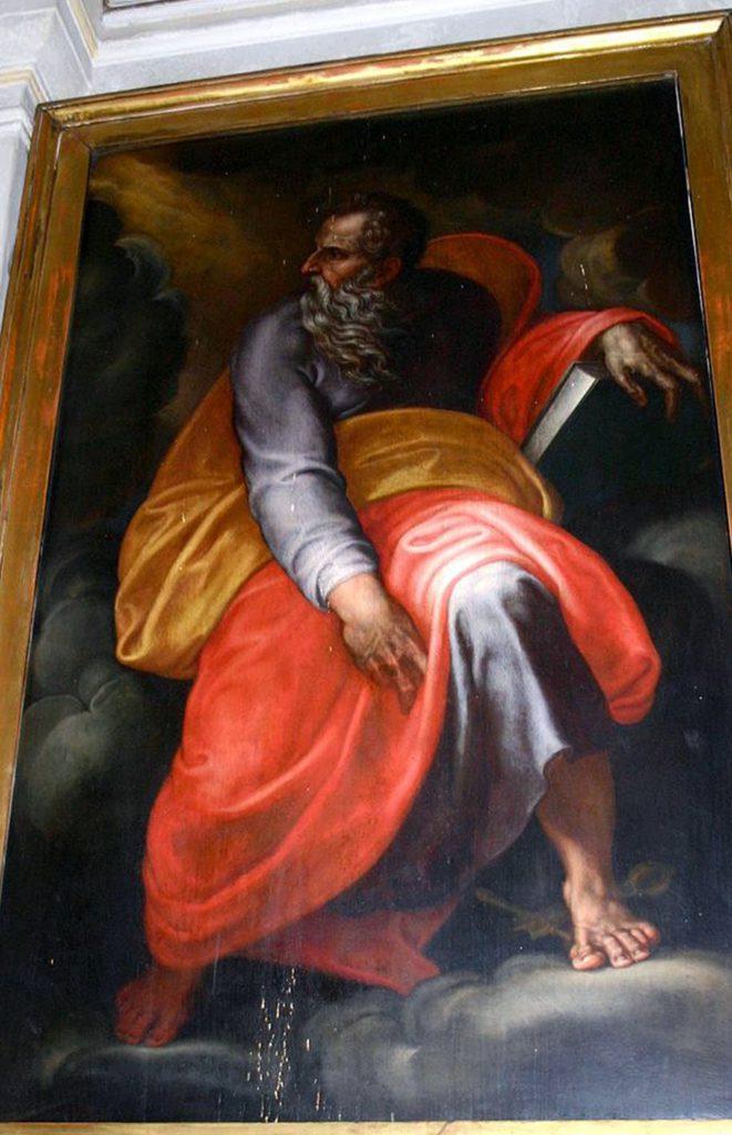 giovanni-ambrogio-figino-san-matteo-e-langelo-1586-olio-su-tavola-milano-chiesa-di-s-raffaele-arcangelo