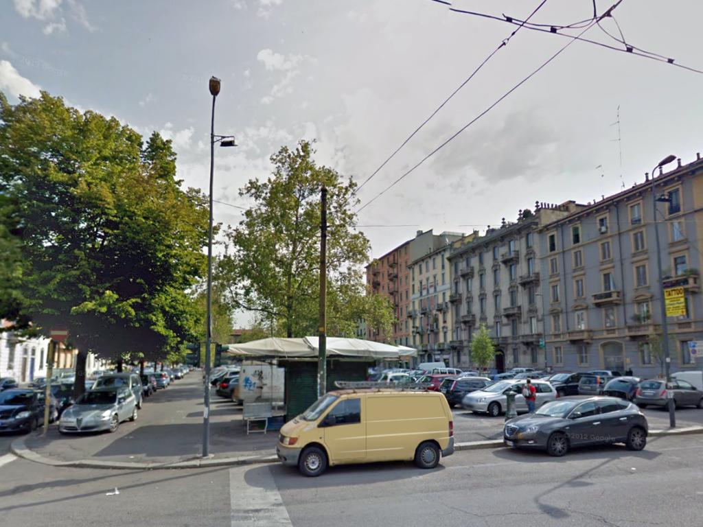 Via Benedetto Marcello parcheggio 1