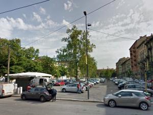 Via Benedetto Marcello parcheggio 2