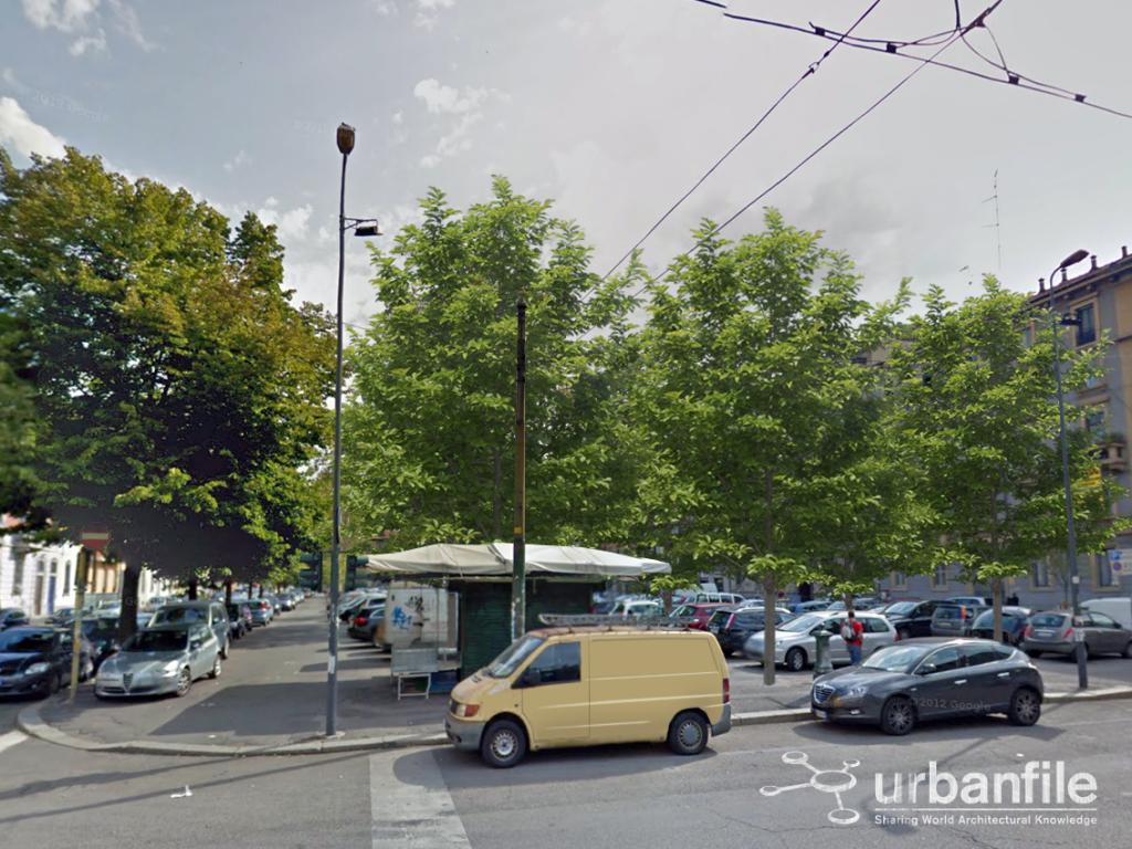 Via Benedetto Marcello parcheggio A
