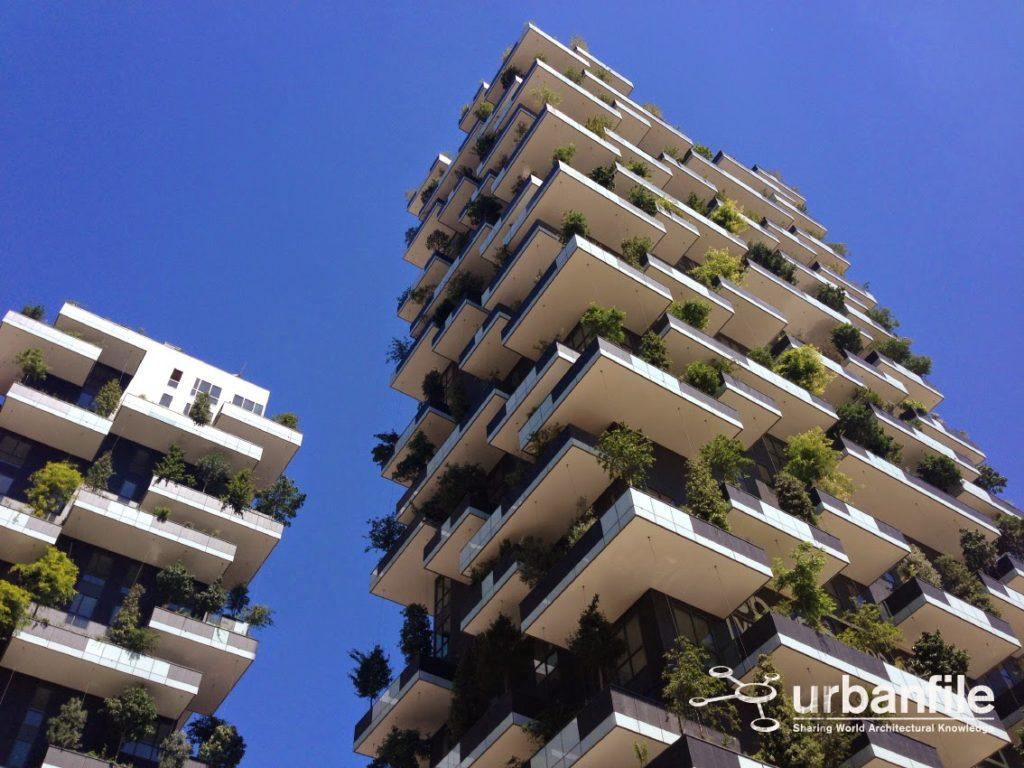 Milano isola inaugurato il bosco verticale urbanfile for Bosco verticale architetto