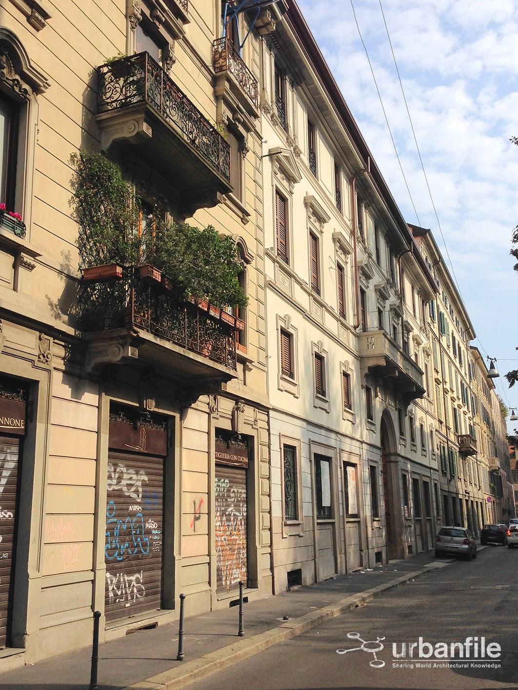 Milano borgo degli ortolani via pietro giannone 8 il for Via pietro mascagni 8 milano