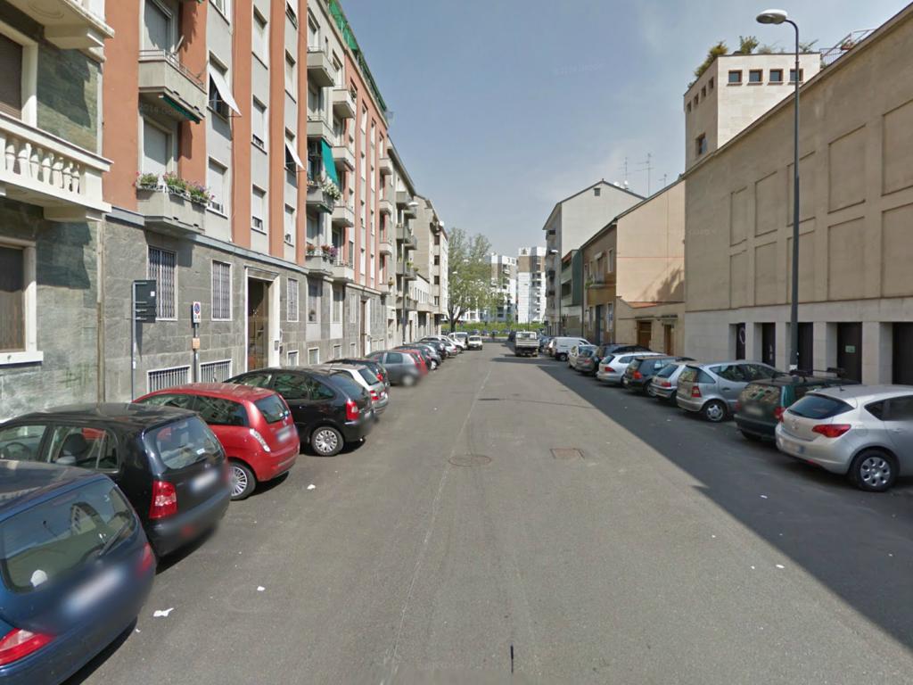 Calvairate Via Ferruccio Busoni 1