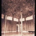 Sala delel Asse Castello Sforzesco 1975