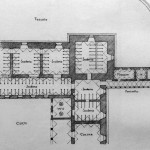Sala delle Asse Piantina 1895