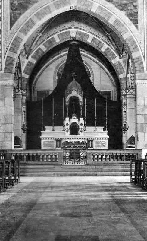 San Gregorio Magno 1910 Altare