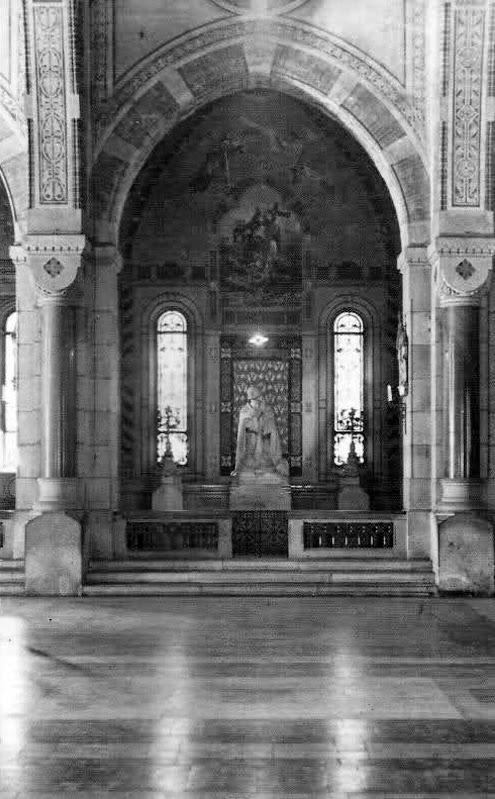 San Gregorio Magno 1910 Cappella laterale