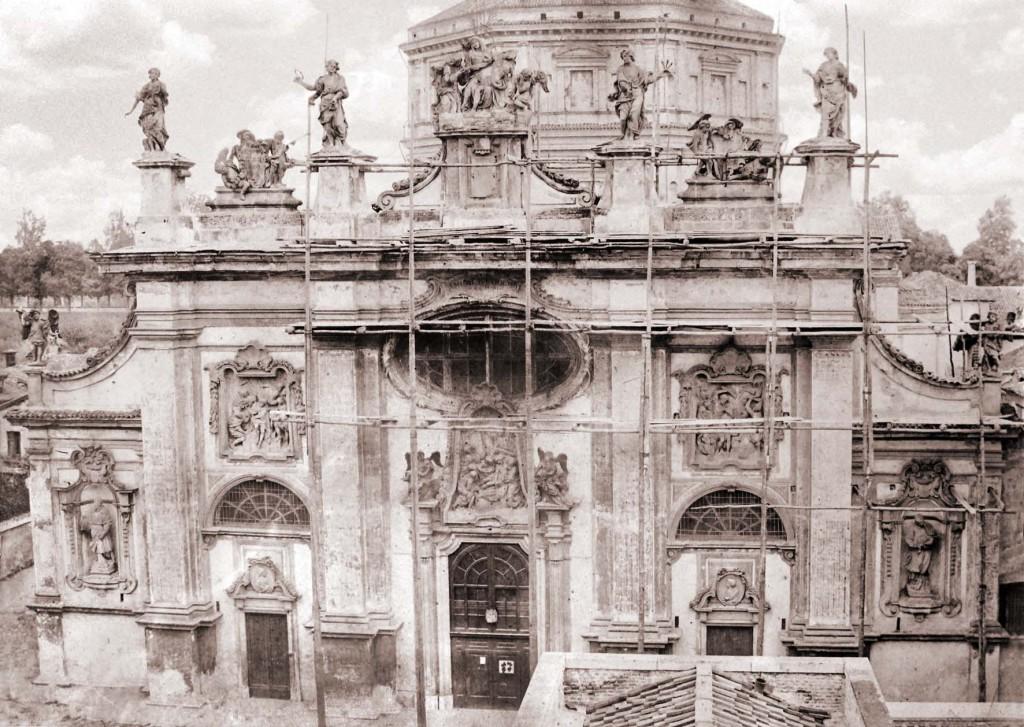 Santa Maria della Passione 1863