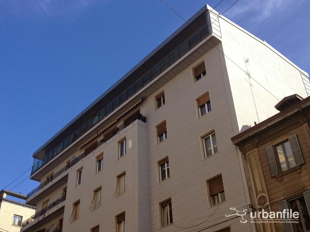 Milano porta genova i sottotetti l 39 imbruttimento for Planimetrie aggiunte casa