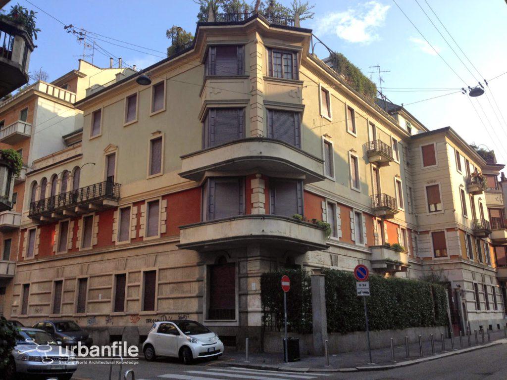 Milano baires casa museo boschi di stefano una for Piano di fondazione di casa