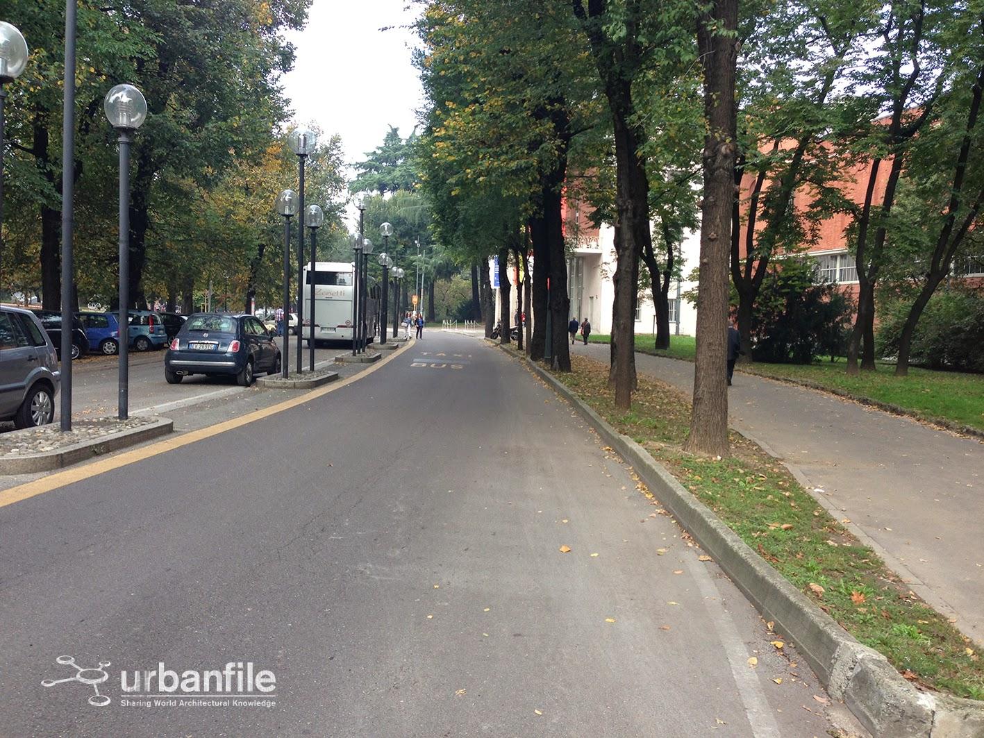 Milano sempione viale alemagna e viale moliere for Viale alemagna 6 milano