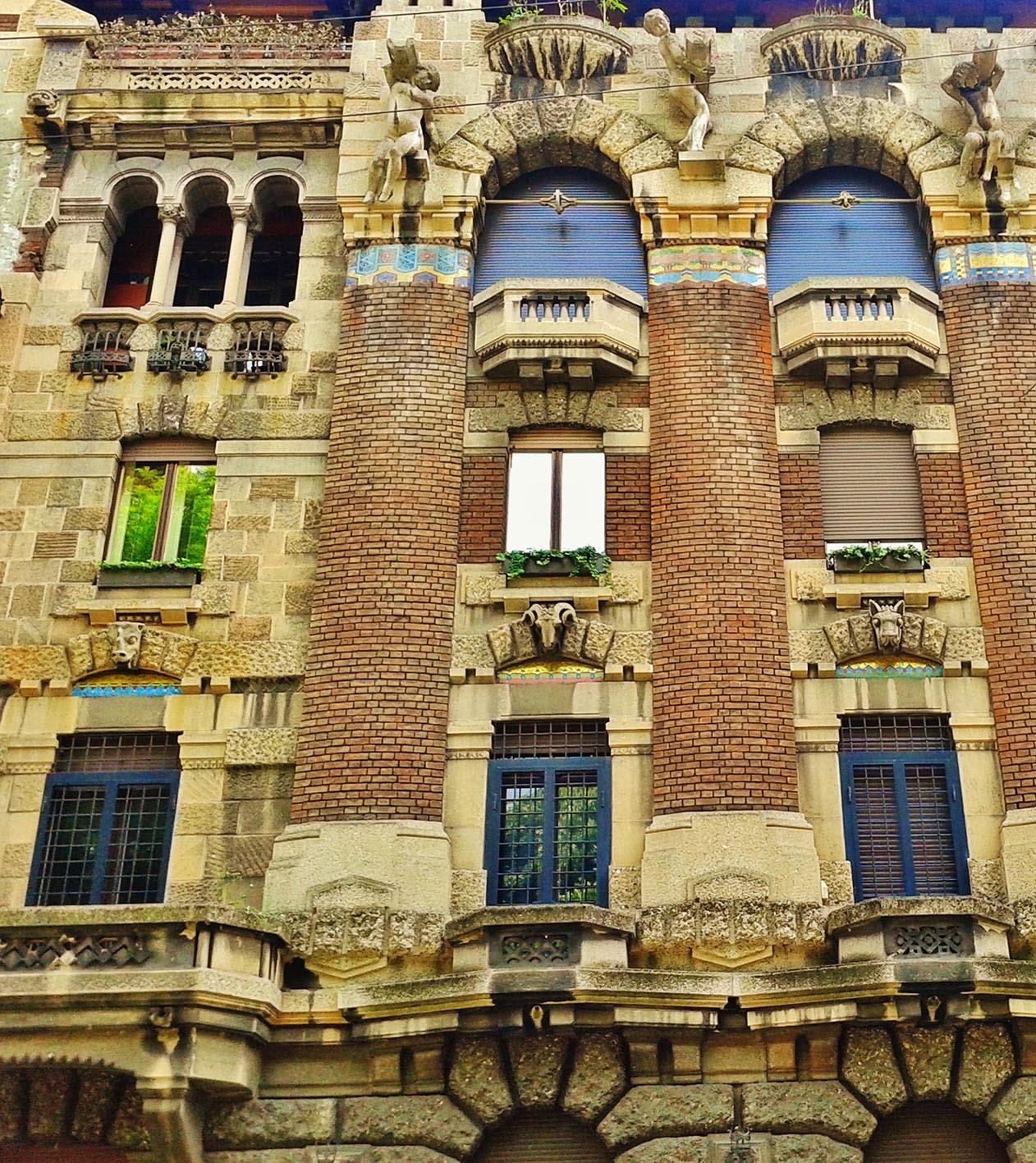 Milano architettura giulio ulisse arata architetto for Blog architettura