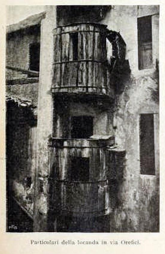 Casa dei Missaglia via Spadari 12, 1902 D