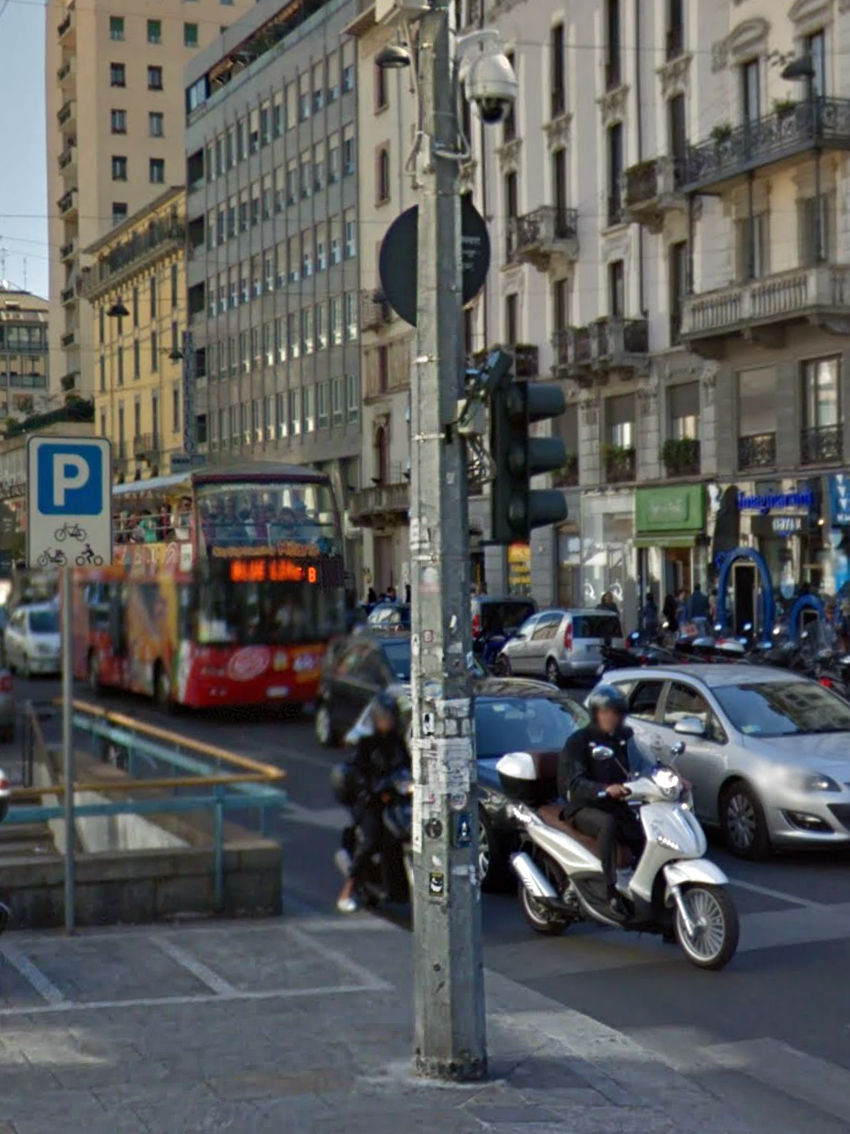 Hotel Zona Porta Venezia Milano