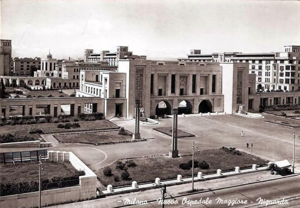 Ospedale Maggiore Niguarda 1950