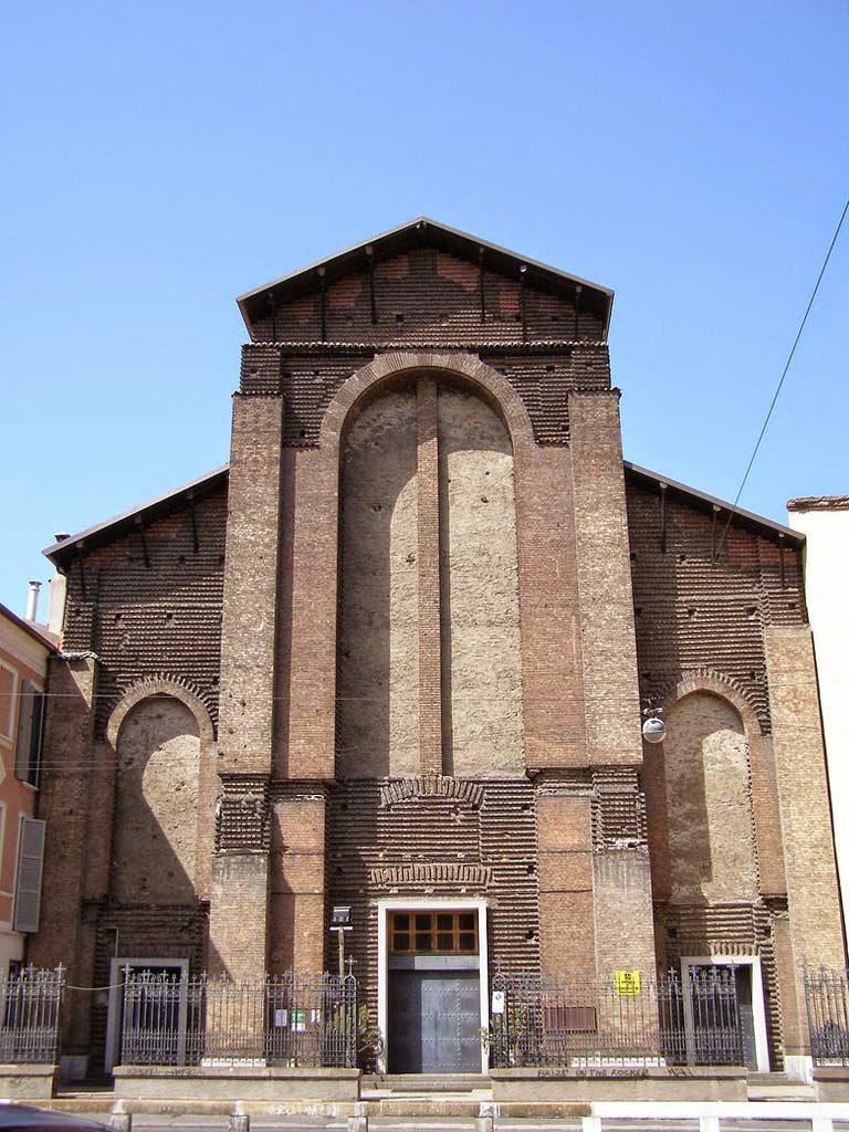 Chiesa Santa Maria delle Grazie al Naviglio A