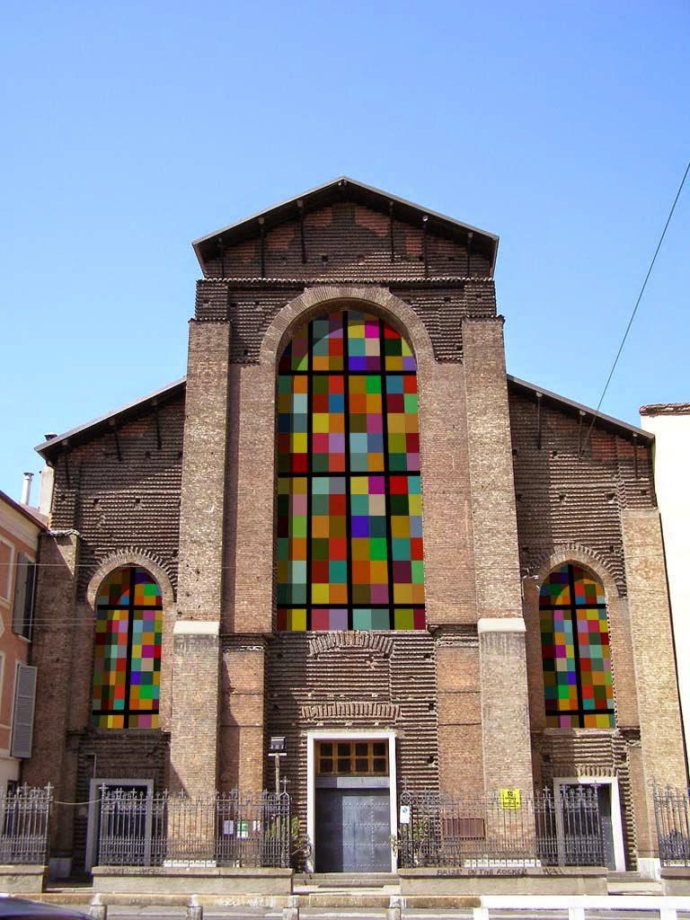 Chiesa Santa Maria delle Grazie al Naviglio B