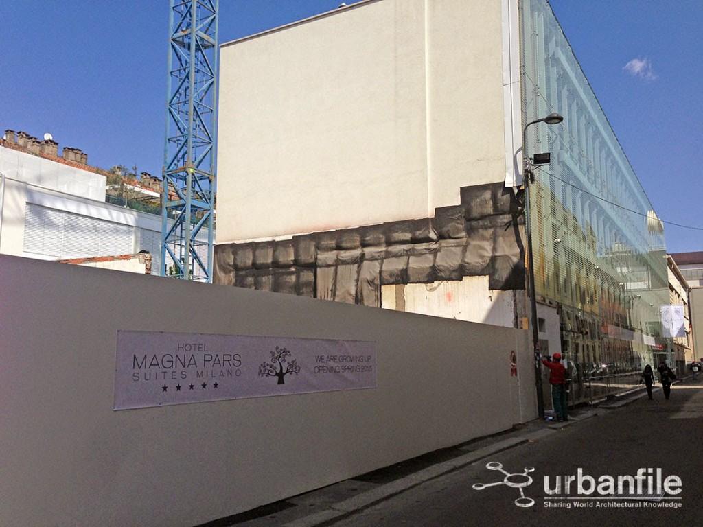 2014-04-09 Magna Pars Suites Hotel Tortona 2