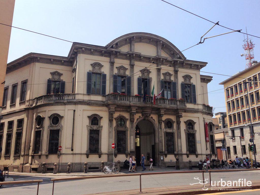 Milano porta vittoria salvate la sala del grechetto urbanfile blog - Via porta vittoria milano ...