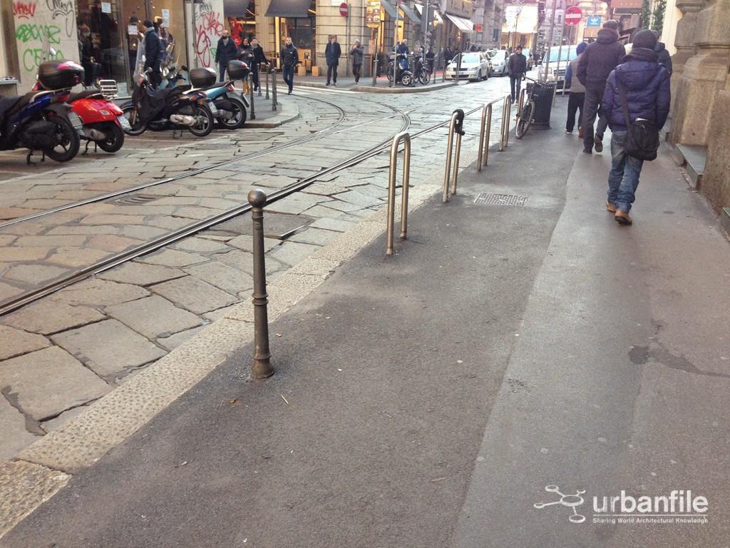 Milano centro storico che fine ha fatto l 39 arredo for Arredo urbano