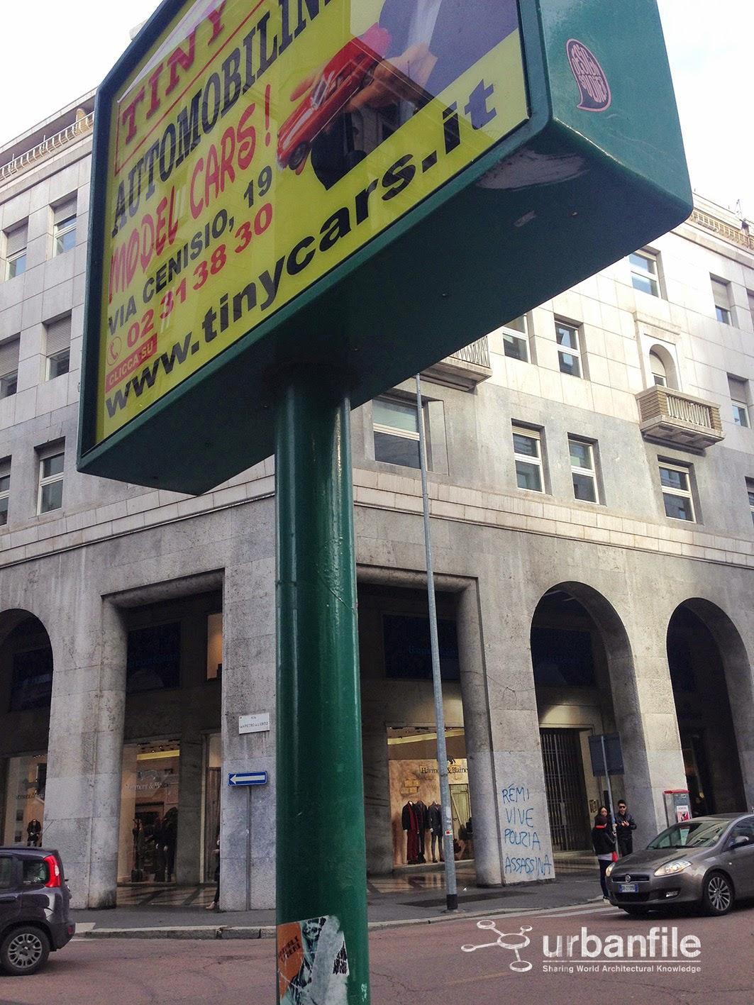 Milano centro storico che fine ha fatto l 39 arredo for Centro arredo